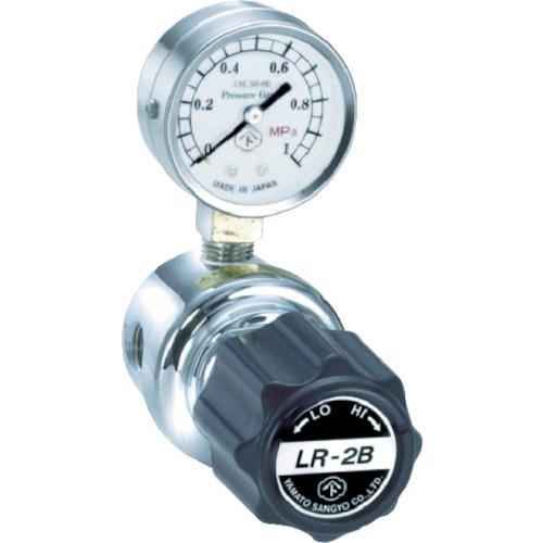 ヤマト産業 分析機用ライン圧力調整器 真鍮 L1タイプ LR2BRL1TRC