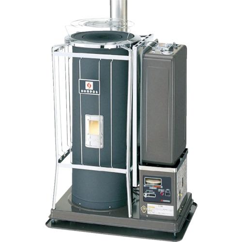 【直送】【代引不可】サンポット ポット式暖房機 KSH-2BS-K4
