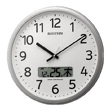 RHYTHM(リズム時計工業) プログラムカレンダー01SR 4FNA01SR19