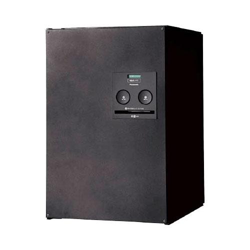 【直送】【代引不可】Panasonic(パナソニック) 宅配ボックス COMBO ミドルタイプ ブラック CTNR4020RTB