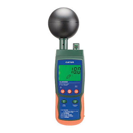 カスタム データロガー熱中症計 HI-2000SD