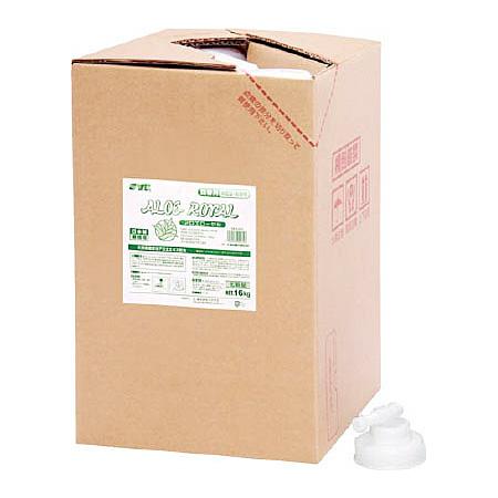 【直送】【代引不可】SYK(鈴木油脂工業) アロエローヤル 16kg S-2013
