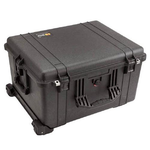 PELICAN(ペリカン) プロテクターケース(フォームなし) 黒 630X492X352 1620NFBK 【定価より50%オフ】