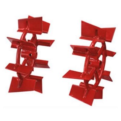 リョービ(RYOBI) カルチベータ用 培土けん引車輪 左右セットφ290 6091065