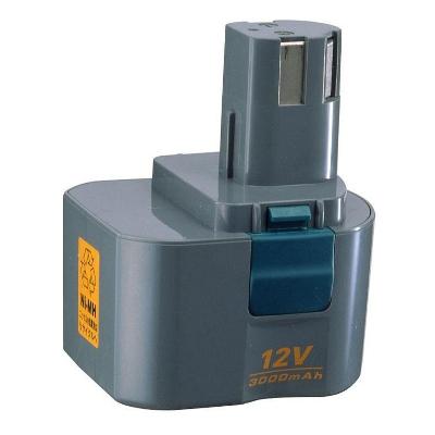 リョービ(RYOBI) 12V用ニッケル水素電池パック 3000mAh B-1230H 6404851