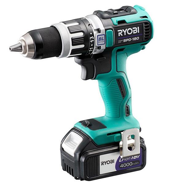 リョービ(RYOBI) 充電式ドライバドリル 18V BPD-180 688803A