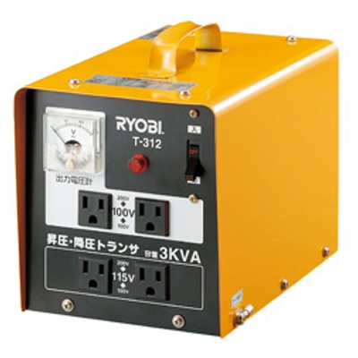 リョービ(RYOBI) トランサ T-312 4330160