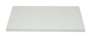サカエ(SAKAE) キャビネット保管システム用オプション 棚板 790X435X35 B-NTGY