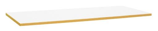 【直送】【代引不可】サカエ(SAKAE) 軽量用天板 1800X600 サカエリューム天板 アイボリー KK-1860FTCIV
