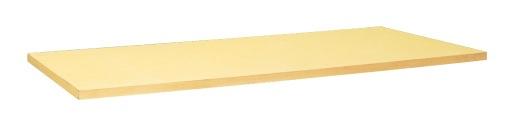 【直送】【代引不可】サカエ(SAKAE) 重量用天板 1500X800 合板天板 W-1580GTC