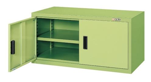 【直送】【代引不可】サカエ(SAKAE) 工具管理ユニット 900X450X440 グリーン KU-920D