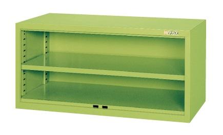 【直送】【代引不可】サカエ(SAKAE) 工具管理ユニット 900X450X440 グリーン KU-92D