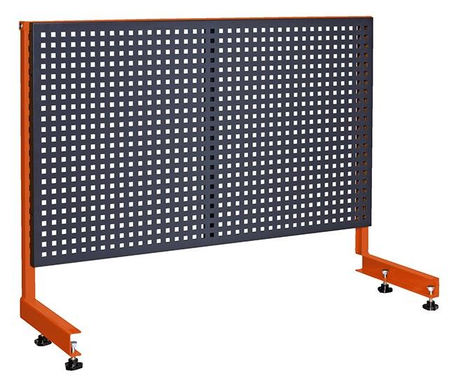 【直送】【代引不可】サカエ(SAKAE) 作業台用上部パンチングパネル 900X600用 M-90PDOR