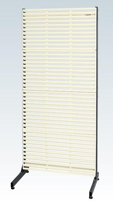 【直送】【代引不可】サカエ(SAKAE) ラックシステム(ルーバーパネルタイプ) 892X550X2005 PLS-4LD