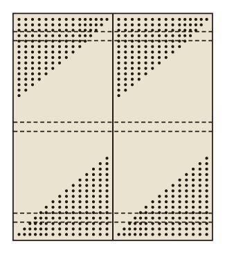 【直送】【代引不可】サカエ(SAKAE) パンチングウォールシステム 1170X1443 PO-602HN