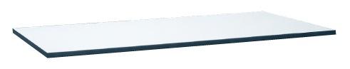 サカエ(SAKAE) 軽量用天板 900X750 ポリエステル天板 パールホワイト KK-9075PTCGL