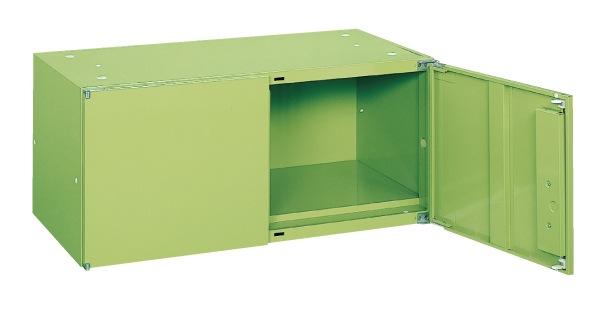 【直送】【代引不可】サカエ(SAKAE) 工具管理ユニット 900X450X400 グリーン SK-04HN
