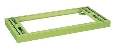 サカエ(SAKAE) 工具管理用アジャスターベース 900X450X60 グリーン SK-BBN