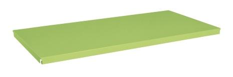 サカエ(SAKAE) パンチング保管庫用棚板 W1200用 グリーン SLN-12TA