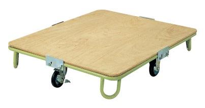 サカエ(SAKAE) 自在移動回転台車 オプションボード(合板) R-6B