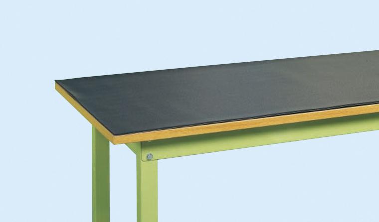 【直送】【代引不可】サカエ(SAKAE) 作業台用PVCマット(片面すべり止め加工) RM-157M2