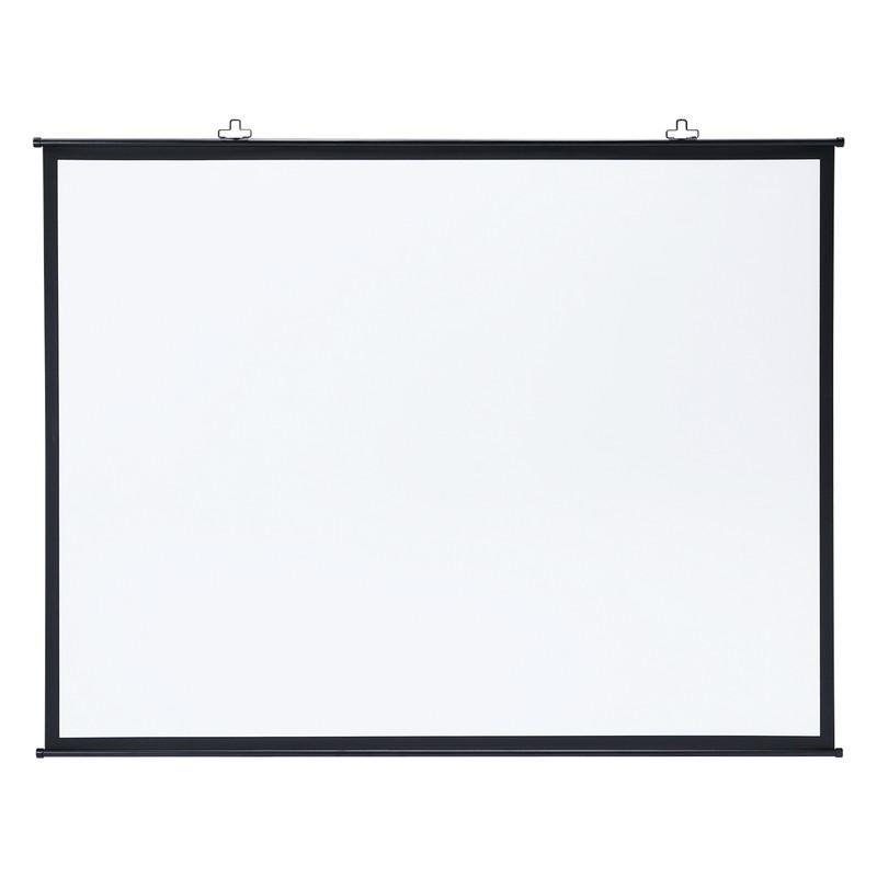 【直送】【代引不可】サンワサプライ プロジェクタースクリーン(壁掛け式) PRS-KB100