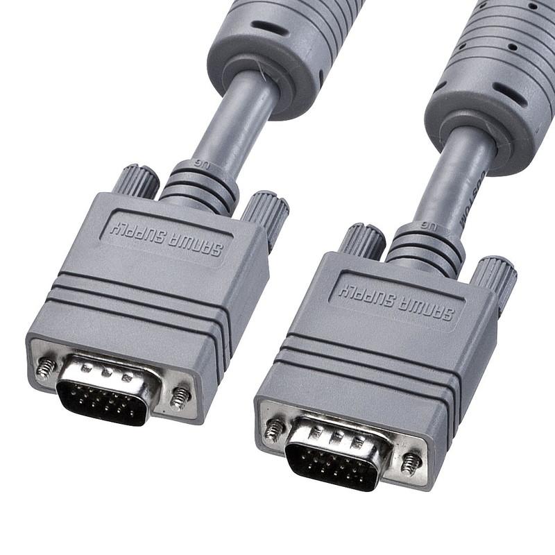 サンワサプライ 市販 返品交換不可 CRT複合同軸ケーブル KB-CHD1520K2