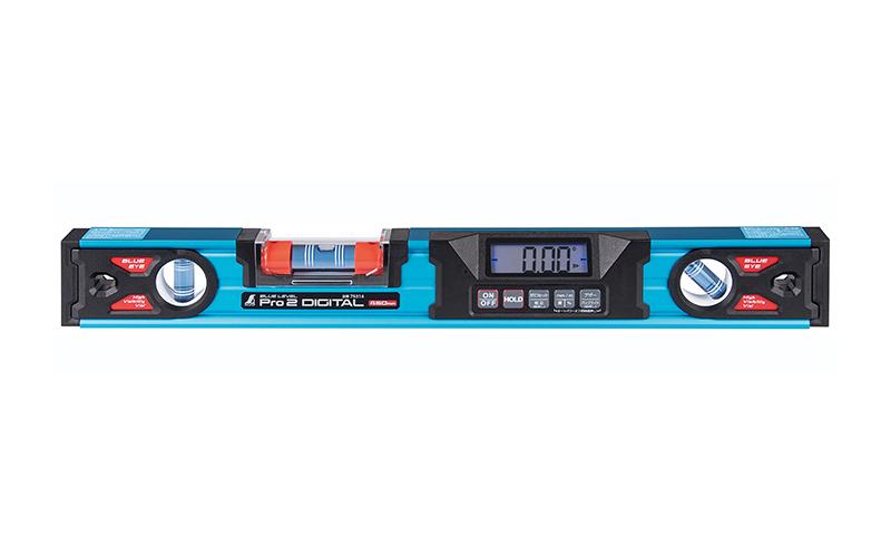 シンワ測定 ブルーレベル Pro 2 デジタル450mm 防塵防水 75314