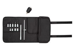 【SK19】KTC(京都機械工具) 工具セット ツールバッグモデル 9.5sq. 12点組 SK31219TQ