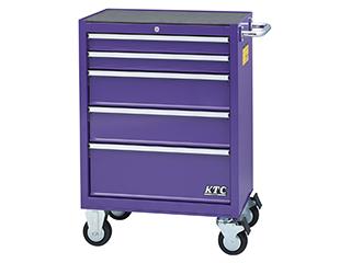 【本物保証】 【SK20】KTC(京都機械工具) ローラーキャビネット 【直送・】 パープル 店 SKX3805PU:工具屋のプロ-DIY・工具