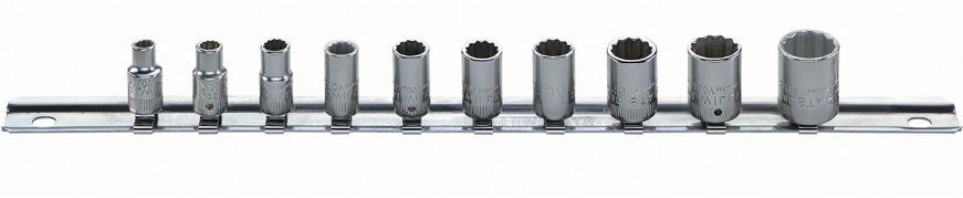 STAHLWILLE(スタビレー) 1/4SQソケットセット ホルダー付 10個組 40AD/10CL