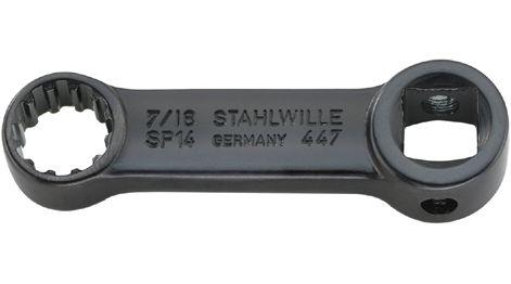 STAHLWILLE(スタビレー) 3/8SQトルクレンチ用スプラインアダプター 9/32