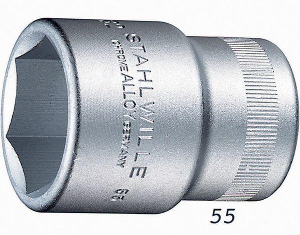 STAHLWILLE(スタビレー) 3/4SQソケット 6角 60mm 55-60