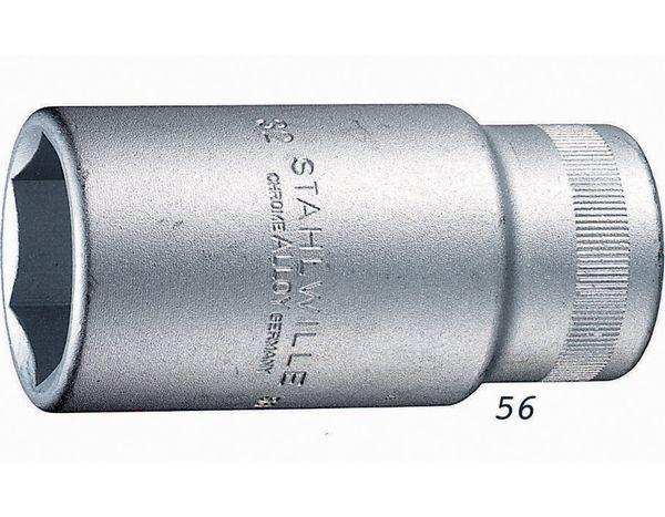 STAHLWILLE(スタビレー) 3/4SQディープソケット 6角 41mm 56-41