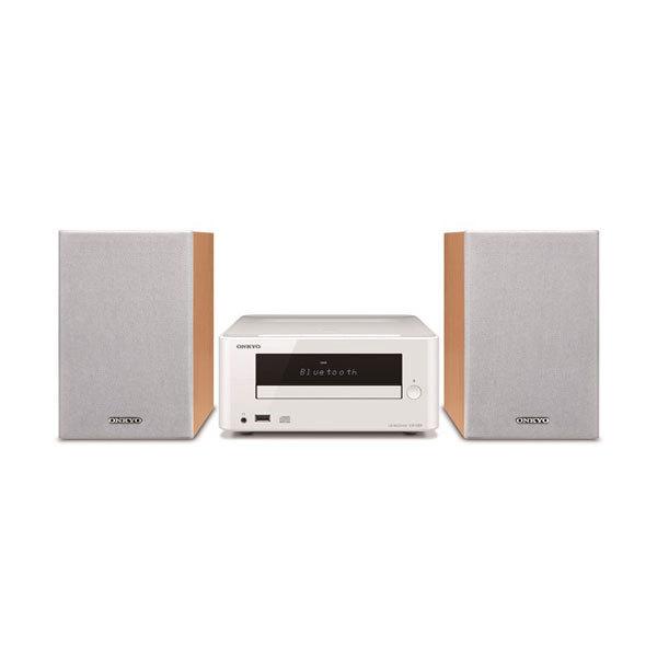 オンキヨー ONKYO X-U5X(W) [CDコンポ ホワイト ワイドFM対応]※基本送料無料(沖縄・離島別)