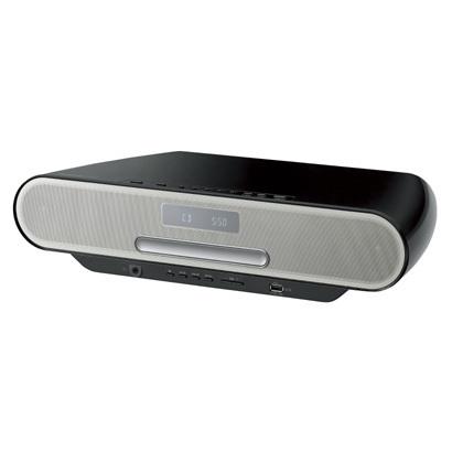 パナソニック Panasonic SC-RS55-K [コンパクトステレオシステム ハイレゾ音源対応 ワイドFM対応 ブラック]※基本送料無料(沖縄・離島別)