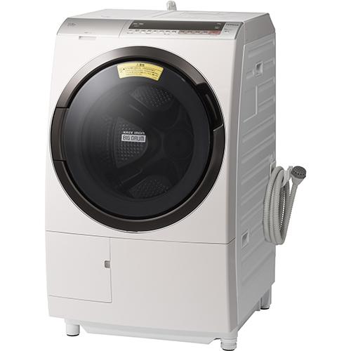 日立 HITACHI BD-SX110CL-N [ドラム式洗濯乾燥機 11kg 左開き ロゼシャンパン ビッグドラム]※基本配送料無料(沖縄・離島不可)