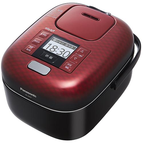 パナソニック Panasonic SR-JX057-K [可変圧力IH炊飯器 3合炊き 可変圧力おどり炊き Jコンセプト 豊穣ブラック]※基本送料無料(沖縄・離島別)