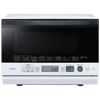 東芝 TOSHIBA ER-S60 W [オーブンレンジ 23L グランホワイト]※基本送料無料(沖縄・離島別)