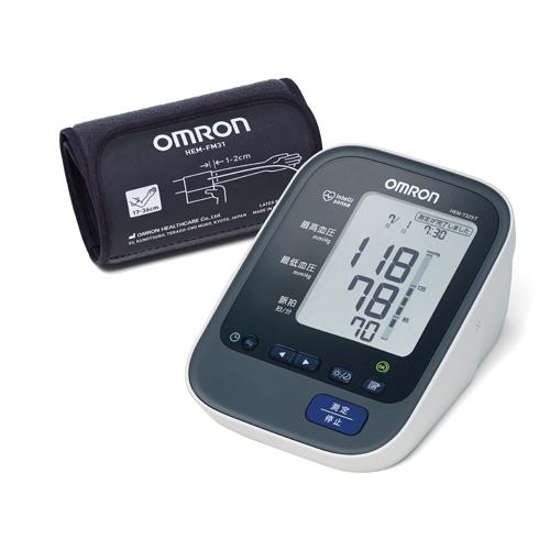 オムロン OMRON HEM-7325T [上腕式血圧計 Bluetooth通信機能搭載]※送料無料