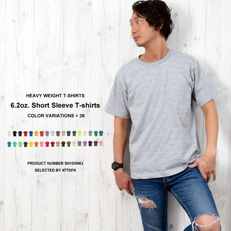 31f132522 muzistyle: All 100% of T-shirt men plain short-sleeved cotton in the ...