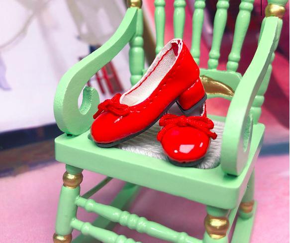 フランスのクラシカルなバレエシューズを参考に制作したドール用シューズです リボン付きのシンプルなドール靴は どんなお洋服ともバッチリ ドール用 シューズ ブライス 人形 ドール 靴 リボン 女の子 バレエシューズ ヒール レザー blythe ネオブライス 新着 27cm BJD 可愛い 3 24cm 6 doll 1 赤 ドール靴 安心の実績 高価 買取 強化中 くつ DD カスタムドール SD 球体関節人形