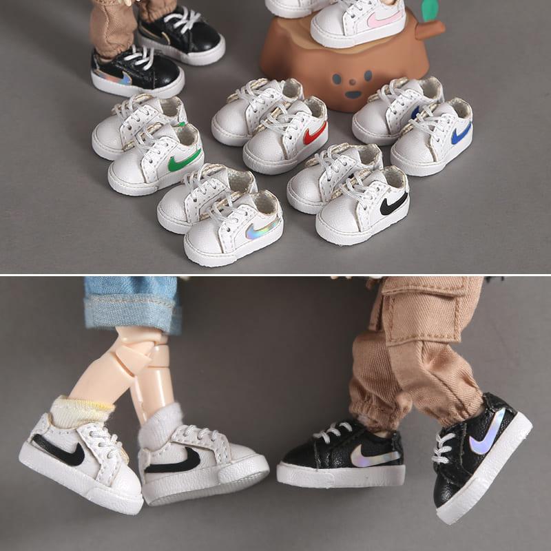おしゃれは足元までになく カジュアルなスニーカー オビツ11 大注目 ドール NEW 人形 靴 シューズ スニーカー オビツろいど オビツ 人形用靴 ob11 ねんどろいど 人形靴 11cm