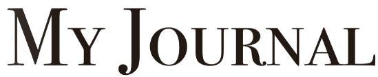 My journal.shop:MY JOURNALは自分だけのオリジナル手帳が作れるシリーズです。