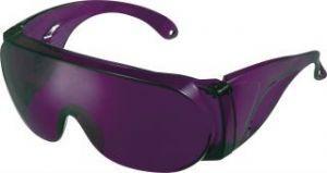 タジマ ハードグラスHGO-1 レンズ色:レーザー HGO-1L オーバータイプレーザー TAJIMA 保護メガネ 最安値挑戦 お得