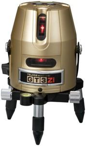 【タジマ】 レーザー墨出し器 GT3Zi受光器・三脚セット GT3Z-ISET 【TAJIMA】