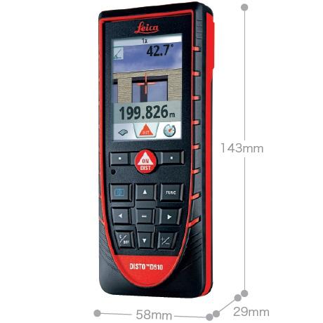 【タジマ】 レーザー距離計 ライカディストD510 DISTO-D510 【TAJIMA】