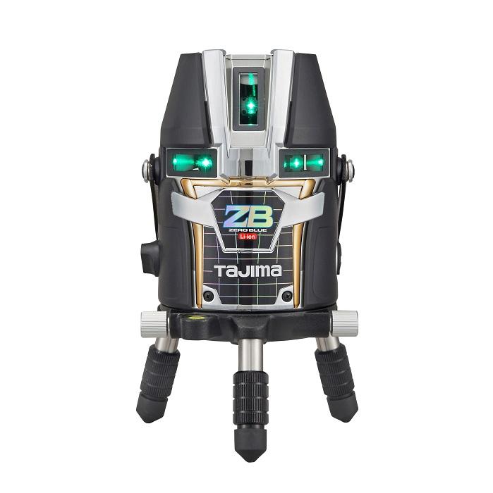 【送料無料】 【タジマ】 レーザー墨出し器 ZERO BLUEリチウム-KJC ZEROBL-KJC 【TAJIMA】