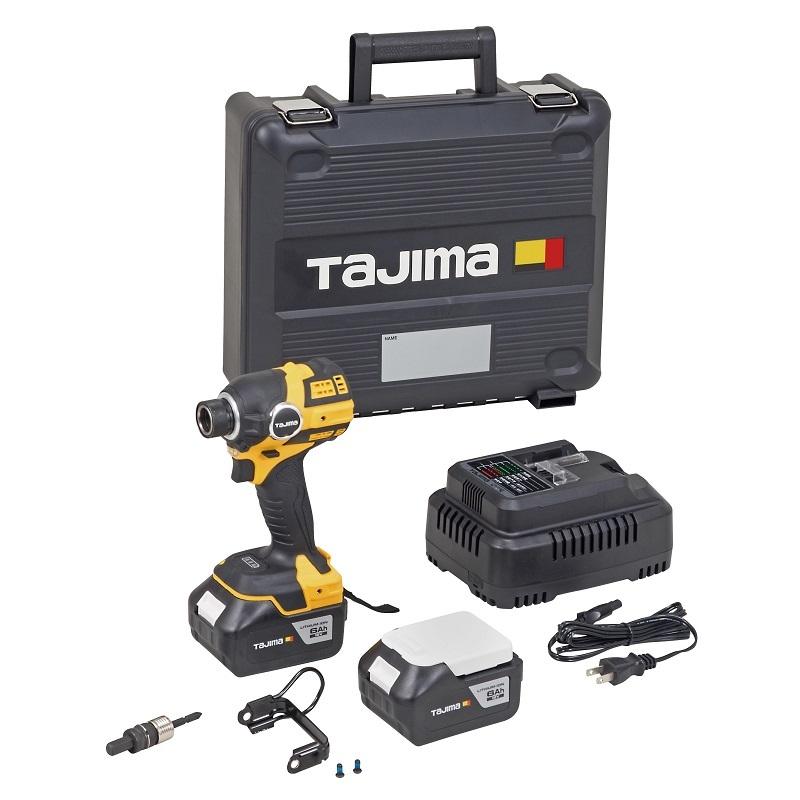 ◆【タジマ】太軸インパクトF300A 6A SET ソケット5種サービス RT-F300A6ASET 【Tajima】期間限定