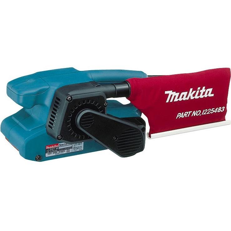 【マキタ】 76mm ベルトサンダ 9911 吸じん装置付 【makita】
